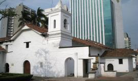 Iglesia La Merced de Cali, Colombia