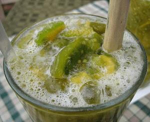 Lulada - Gatronomia de Cali, Colombia