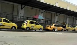 servicio de los taxis en Cali