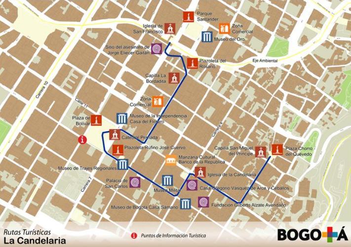 Guía Turística de Bogotá - Turismo en Colombia