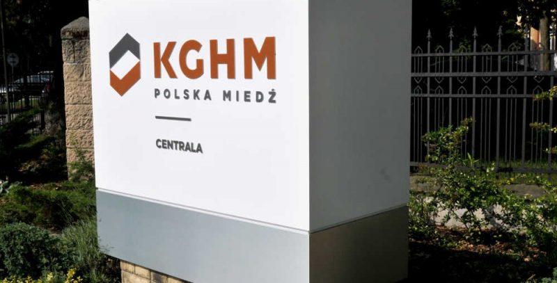 Wartość akcji KGHM wzrosła o 400 % w ciągu 20 lat