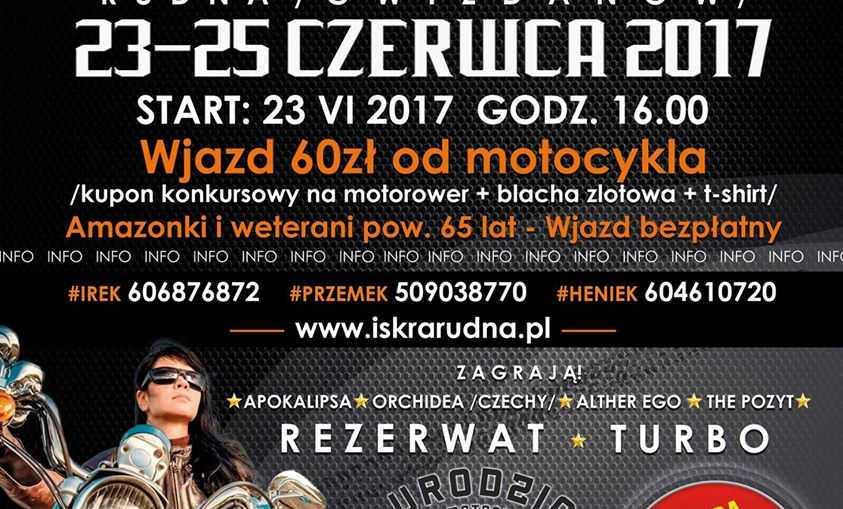 XII Otwarty Zlot Motocykli RUDNA 2017
