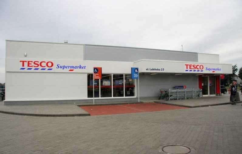Tesco zamyka sklepy, zamkną też w Ścinawie!