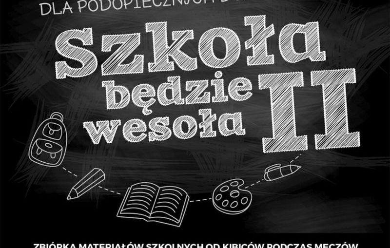 Drodzy Zagłębiacy! Niech szkoła znów będzie wesoła      Lubin Sport  by maks - 21 lipca 2017