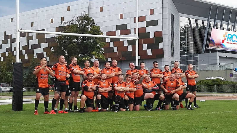 Rugby. Wygrana z Częstochową