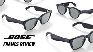 Bose Frames Review - Breakthrough Product Through Research 1