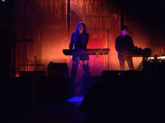 Beach House inundan la Apolo de Dream Pop