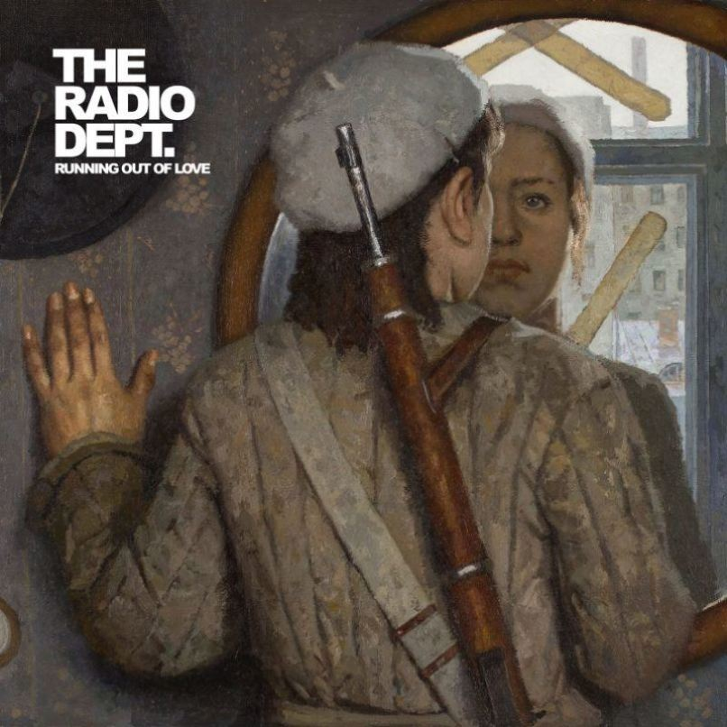 Portada del nuevo disco de The Radio Dept