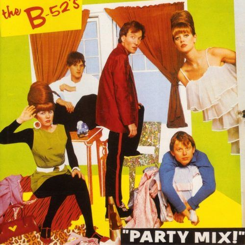 The B-52″s