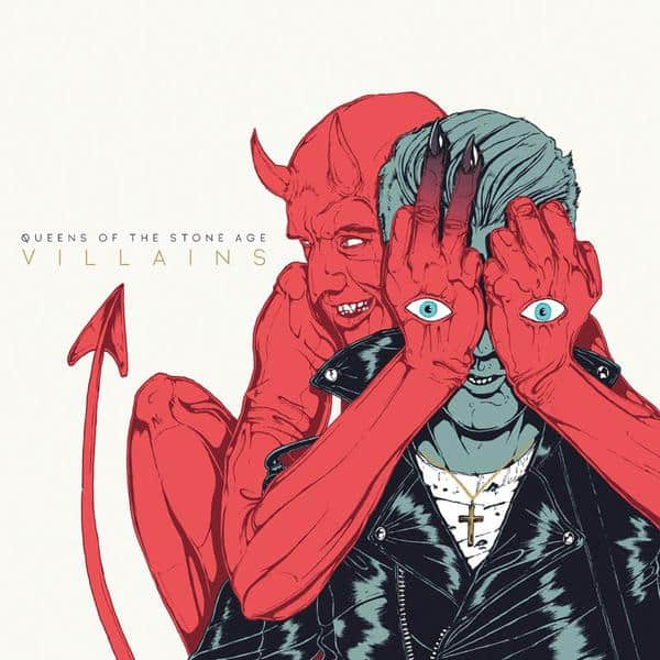 """The Way You Used To Do"", nuevo single del Villains de QOTSA"