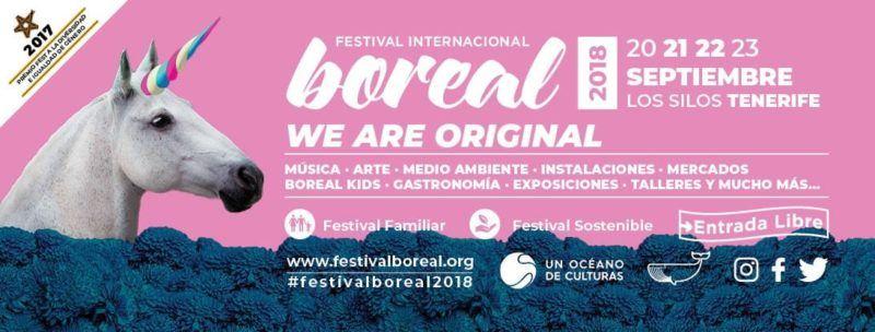 Festival Internacional Boreal 2018