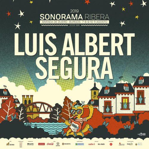 Luis Albert Segura Sonorama Ribera 2019