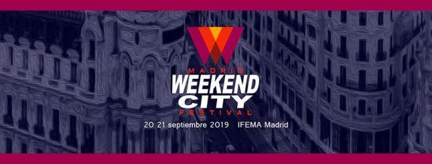 Weekend City Madrid