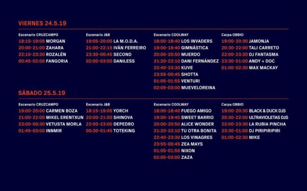 horarios interestelar sevilla 2019