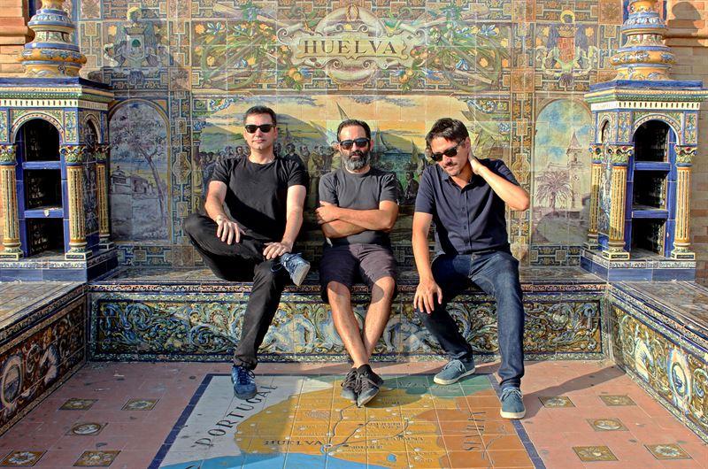 """Beladrone comparte """"El Valle"""", segundo single de Andévalo"""