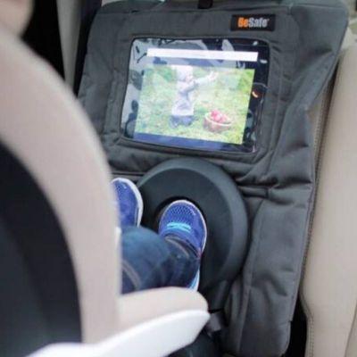 protector de tablet coche homologado