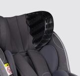 silla de coche mas segura bebe material absorcion