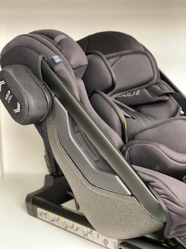 silla de coche axkid one plus test