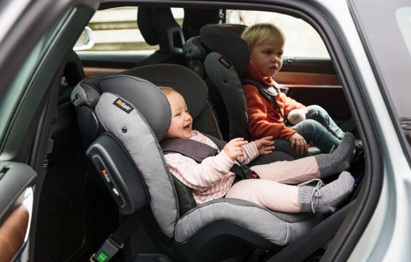sillas de coche a contramarcha, las más seguras
