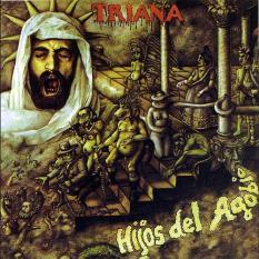 Triana. portada Hijos Del Agobio (Máximo Moreno)
