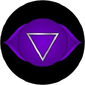 Ajna Third Eye Chakra - Chakra Meanings - Elune Blue (300x300)