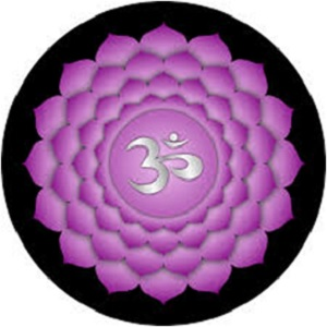 Sahasrara Crown Chakra - Chakra Meanings - Elune Blue (300x300)