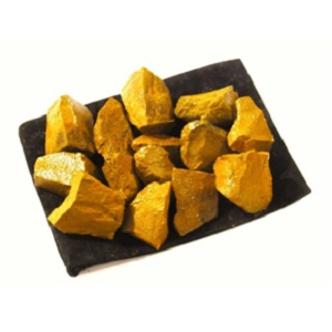 Yellow Jasper Rough from Zentron Crystal Collection
