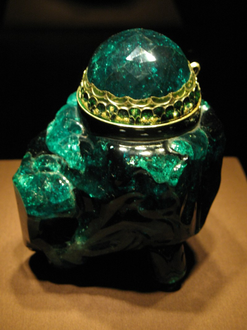 Emerald is often used to strengthen marriage and fidelity, and it can balance physical and emotional desires. -- Emerald Stone Benefits and Uses