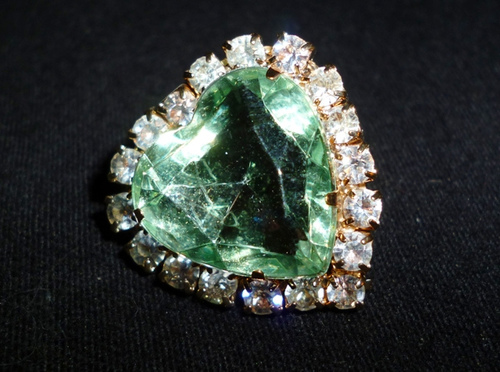 """The name Emerald was first translated from the Sanskrit word Marakata, which means """"the green of growing things.  The Greeks also used the word smaragdus meaning """"green"""" to describe the gem. -- Emerald Gemstone Meaning"""