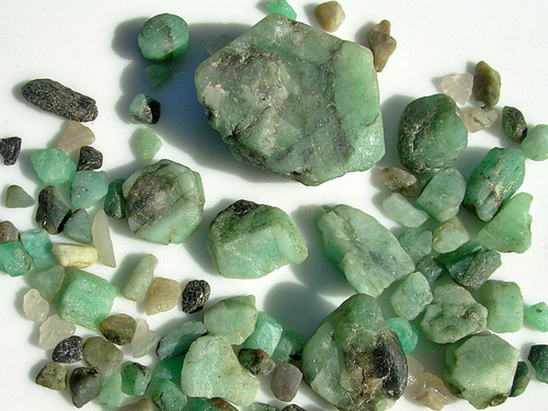Emerald can help fortify patience, revitalize the spirit, and is a great stone when trying to sustain marital bliss and contentment in relationships.  It can also help spark passion and give motivation to sustain a job, a relationship, or a goal. -- Emerald Stone Benefits and Uses