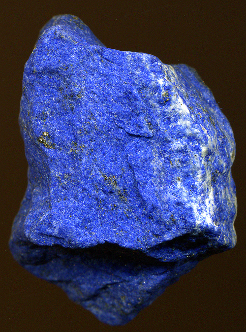 Lapis Lazuli is the quintessential stone of wisdom.  This beautiful, celestial blue stone has been the symbol of royalty, the gods, spirituality and psychic visions. -- Lapis Lazuli Meaning and Uses