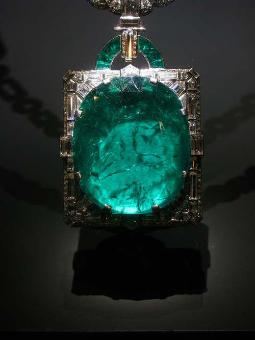 """Emerald is considered the """"Stone of Successful Love,"""" and its meaning is found in the energy it has to help strengthen compassion, unity, friendship, and unconditional love. -- Emerald Gemstone Meaning"""