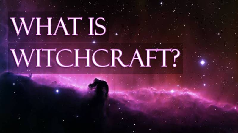 What is Witchcraft - A Spiritual Understanding of Witchcraft - Elune Blue Thumbnail