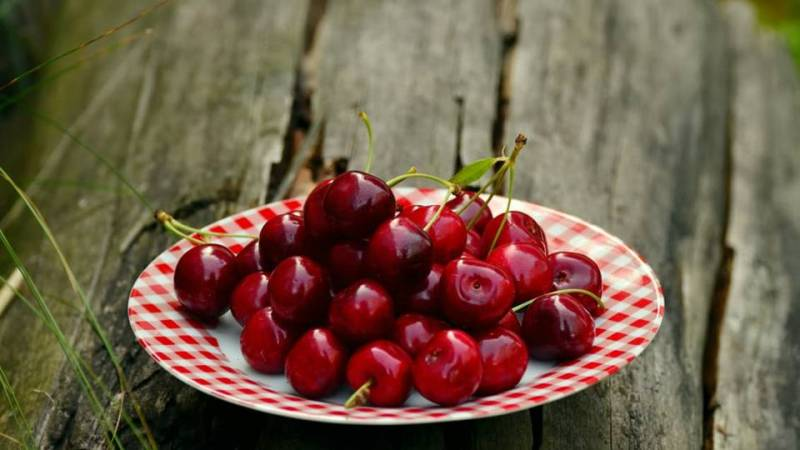 Wild cherries specifically are associated with the cuckoo.  There is a myth that the cuckoo cannot stop singing until he consumes three, good-sized meals.  The cuckoo in the wild cherry tree is also consulted to find out how long one's life will be.  -- Cherry Magical Properties