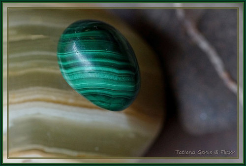 When grinding malachite, make sure it is wet and wear a protective mask, to help lessen the odds you will ingest the dust.       -- Malachite Toxic