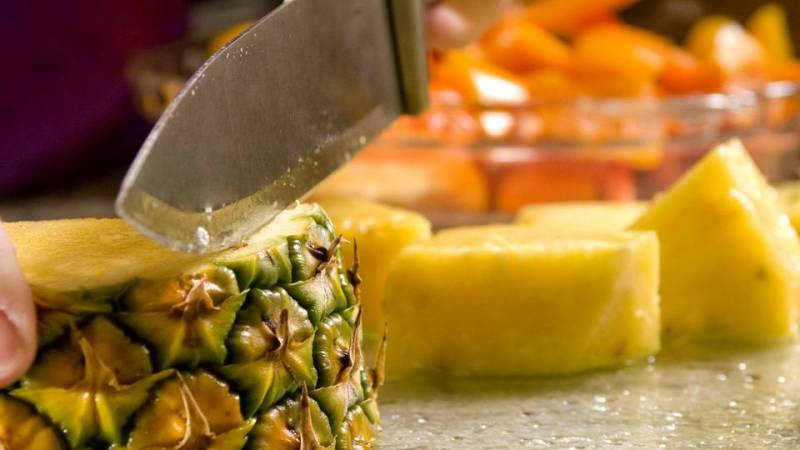 Pineapples baked into desserts and then shared with a loved one can encourage devotion, and shared with friends can strengthen the bonds of companionship. -- Magical Uses of Pineapple Fruit