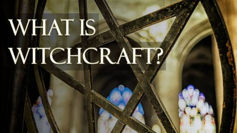 What is Witchcraft - The Spiritual Meaning of Witchcraft - Elune Blue Thumbnail