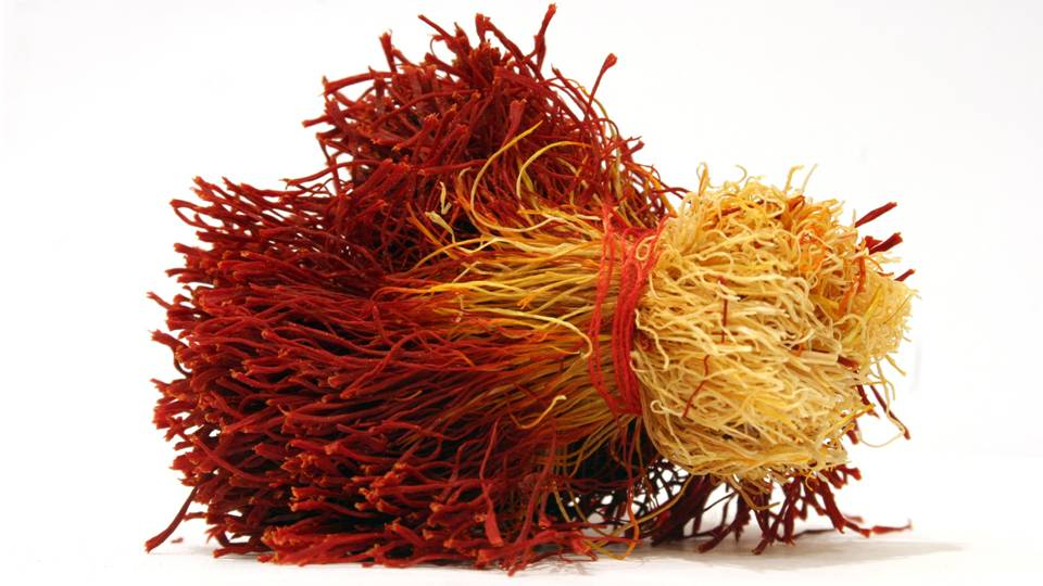 Saffron is an ideal herb for attracting love and beauty. The Sumerians would often use saffron as an ingredient in love potions.  -- Saffron Magical Properties and Uses