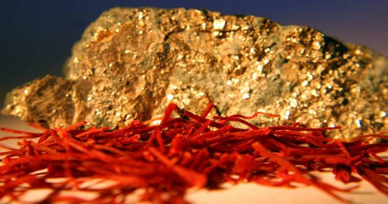 The Story of Saffron: The World's Most Expensive Spice — Saffron History & Lore