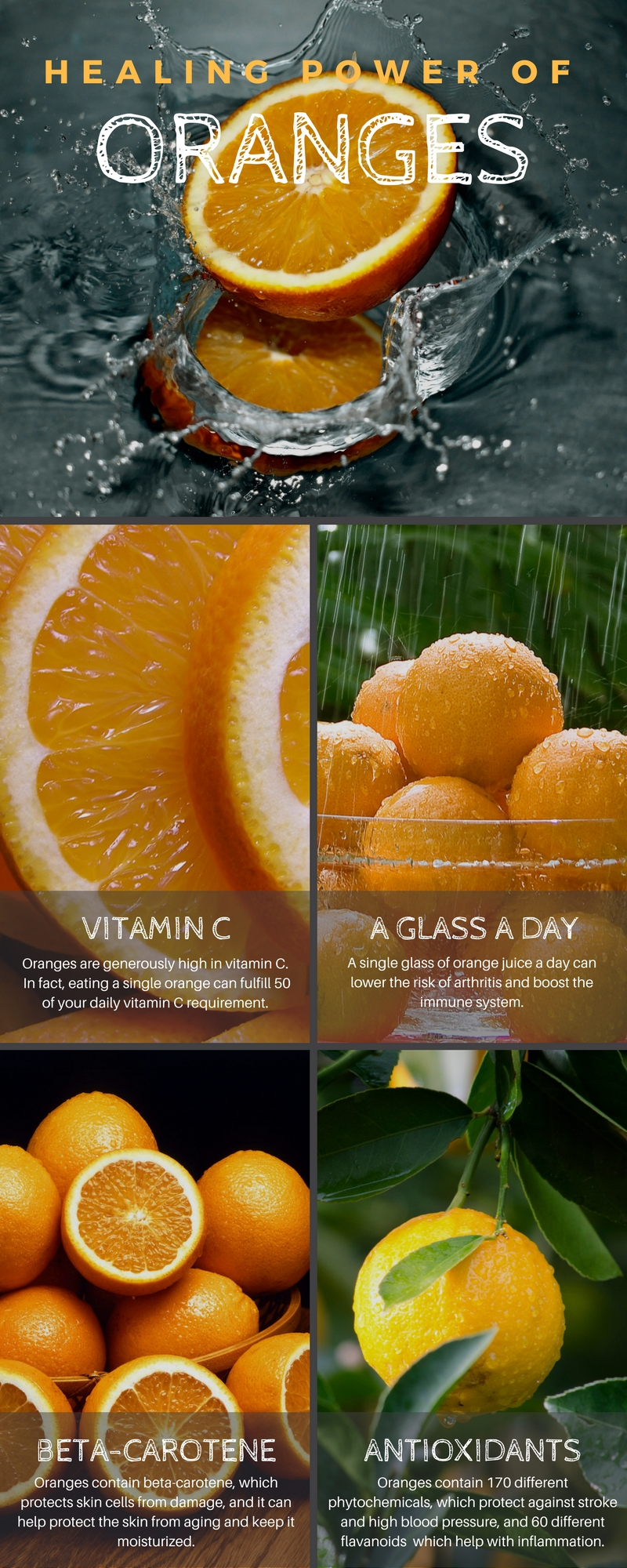 The Magical Benefits of Eating Oranges