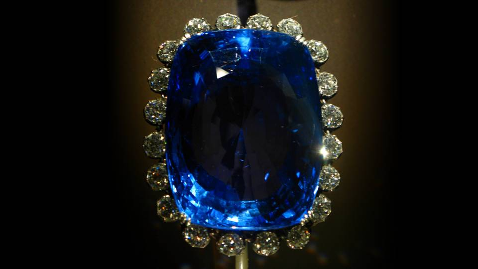 It is used to bring deep spiritual insight, and is also believed to draw in good fortune. -- The Magic of Sapphire