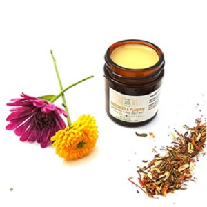 Chickweed & Plantain Salve from Karess Krafters Apothecary