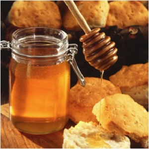 A rose honey is simple to make and can provide a heightened mystical experience to any dish that could benefit from a dash of honey. Use it to sweeten your morning cup of tea for a bewitching sunrise experience, or drizzle it onto your Beltane cakes and cookies.