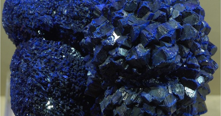 The Speaker's Stone: Azurite Meaning and Uses — Crystal Meanings