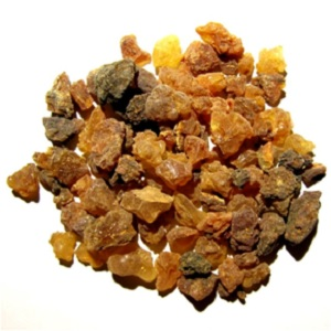 Myrrh is a purifying herb. The smoke can be used to cleanse and consecrate magical tools and talismans. It is usually coupled with frankincense and together the smoke of both resins work to raise powerful magical vibrations, banish negative energies, and provide protection. -- Myrrh Magical Properties and Uses #Imbolc