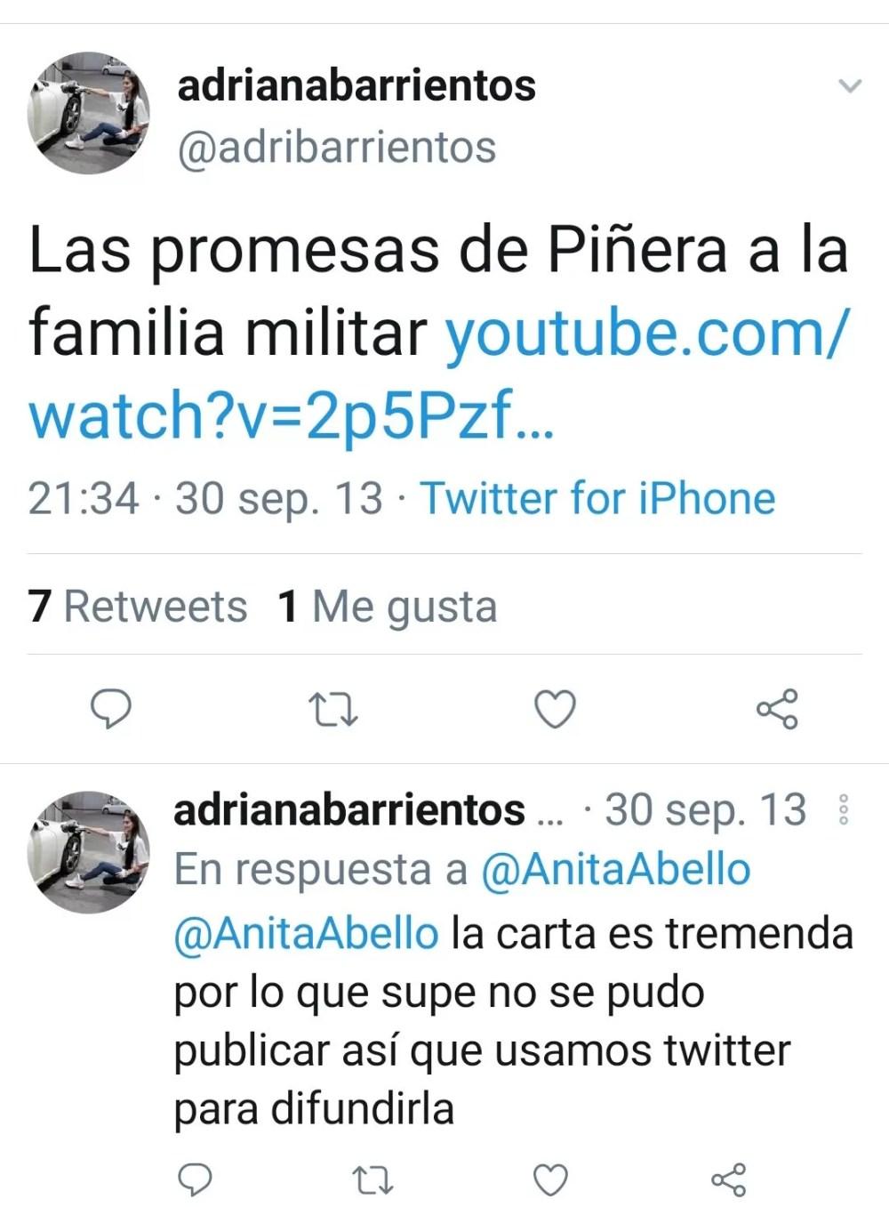Adriana Barrientos SDXUAUS-di