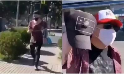Roberto Belmar agresión a joven en metro HAA1uu13