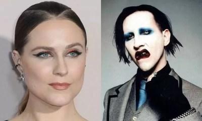 Evan Rachel Wood acusa a Marilyn Manson 1696_1