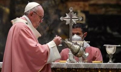 Papa Francisco GBP3QXUJ3CQ