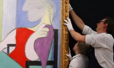 Femme assise près d'une fenêtre (Marie-Thérèse) Pablo Picasso 27202608